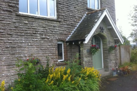 King size room with large en-suite - Llanwrtyd Wells
