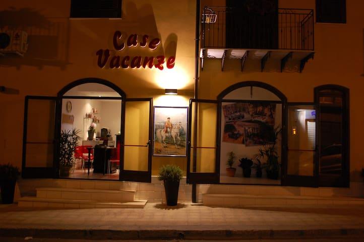 CASA VACANZE SOSTADEIGARIBALDINI - Campofelice di Roccella - อพาร์ทเมนท์