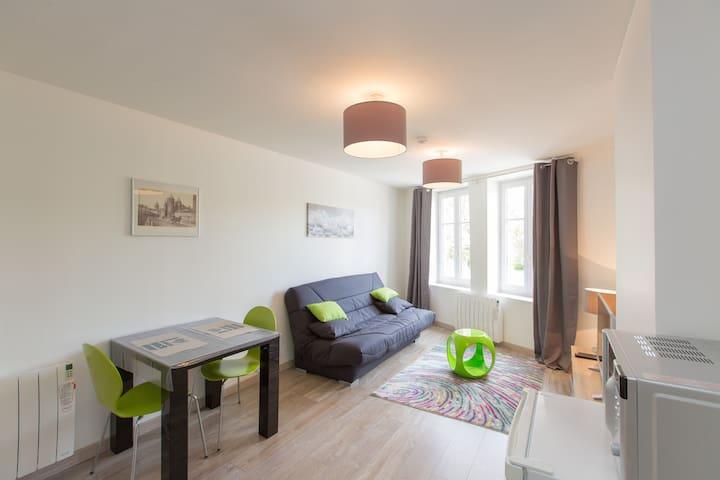 MONTREAL downtown studio apartment - Metz - Huoneisto