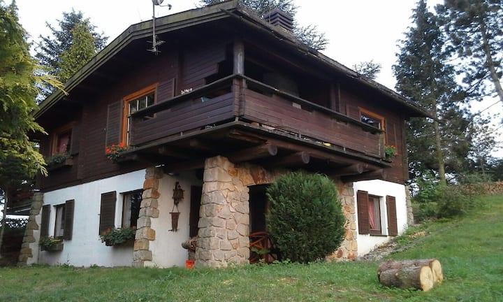 Haus auf dem Bühberg , Wohnung 2 mit Terrasse