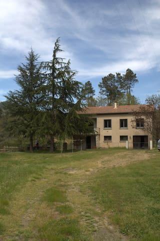 Maison Gite Cévennes - Le Martinet - House