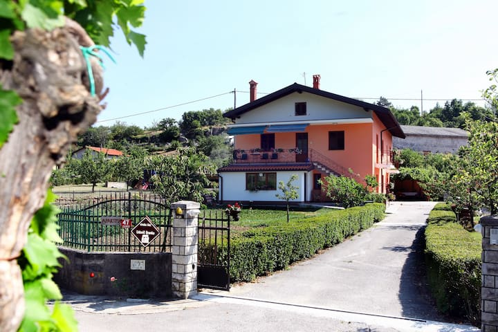 Traditional Wine County Apartment with Garden SU2