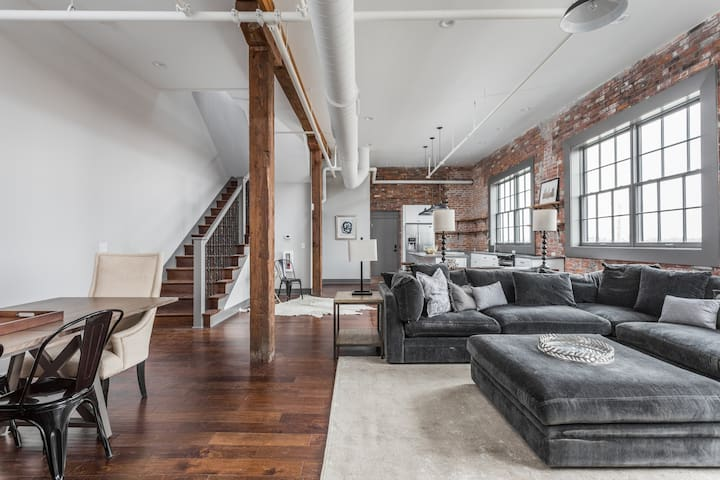 Private Luxury Penthouse - Indianapolis - Loft