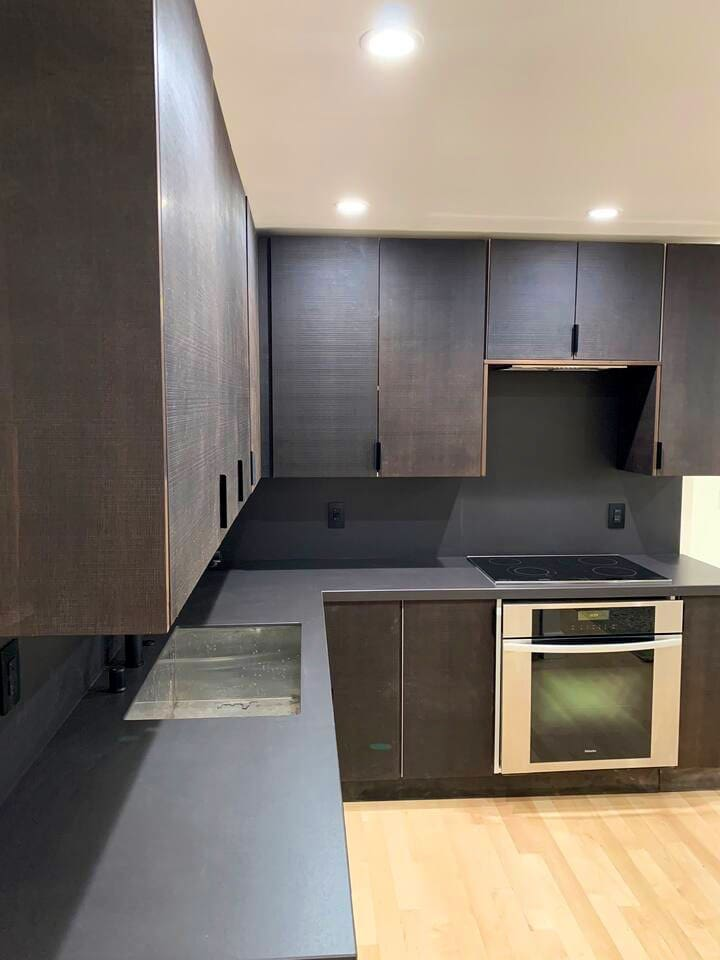 Kitchen, Miele Appliances and Stainless Steel Sink