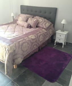 Appartement moderne rénové et meubé à neuf - Saulce-sur-Rhône