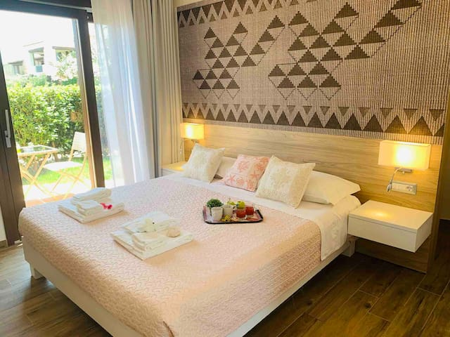 The luxury room And breakfast in Sardinia -
