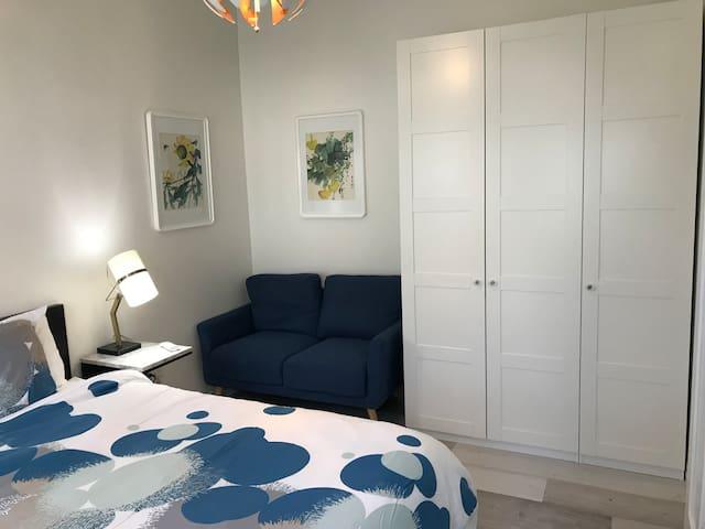 Sofa and bedroom storage