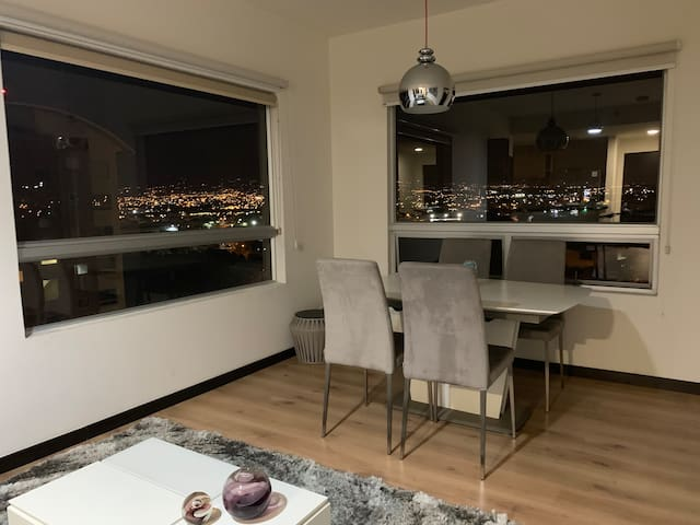 Comfortable SJO apartment with Spectacular View