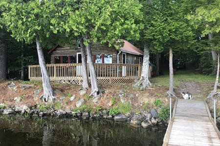 Piper Pond and beyond rental properties