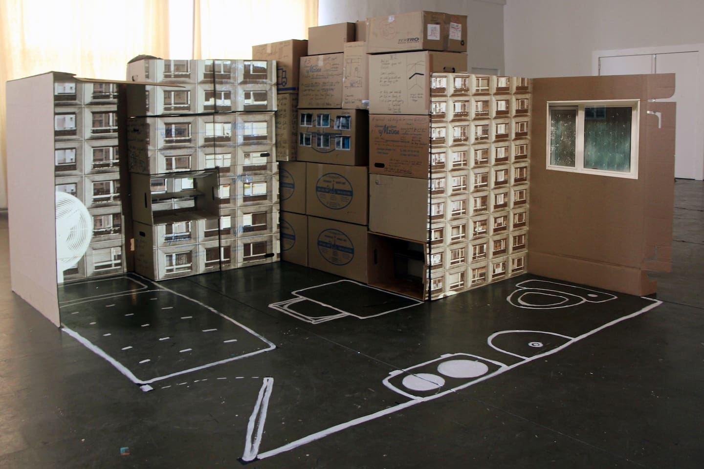out-of-space box home: authentic berlin experience