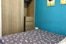 Master bedroom wardrobe