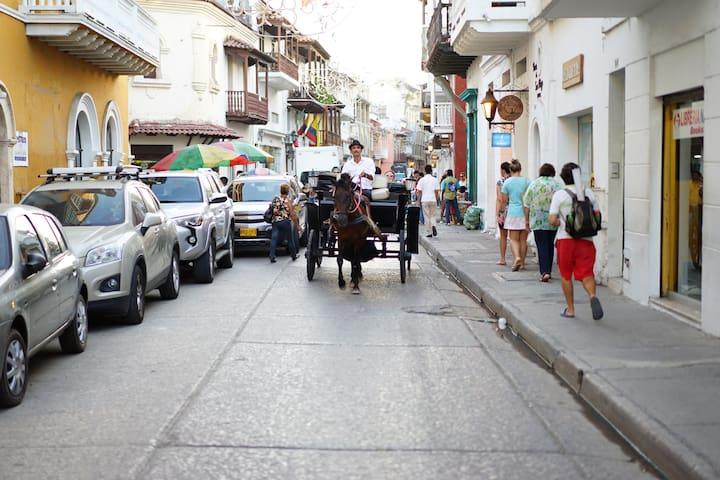 Guidebook for Cartagena