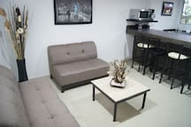 Little Cozy Spot in Del Valle Norte (Room 3)
