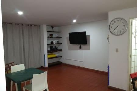 Apartamento amplio y cómodo
