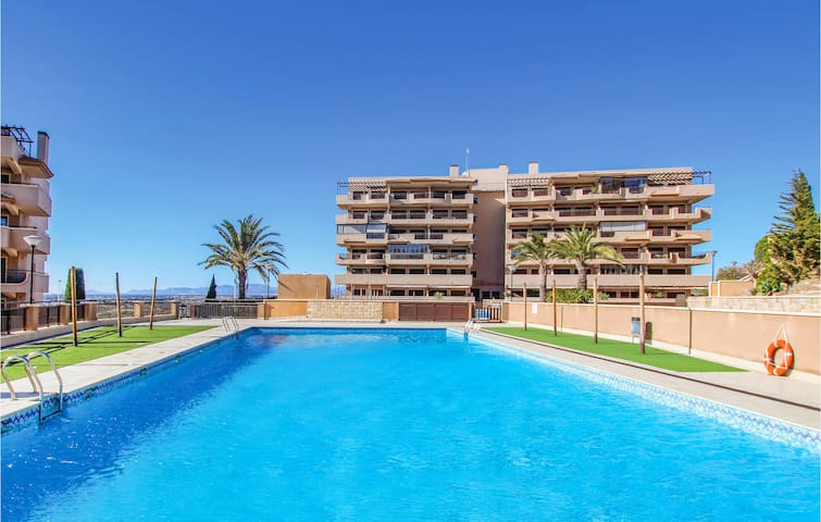 Awesome home in Arenales del Sol with WiFi and 3 Bedrooms