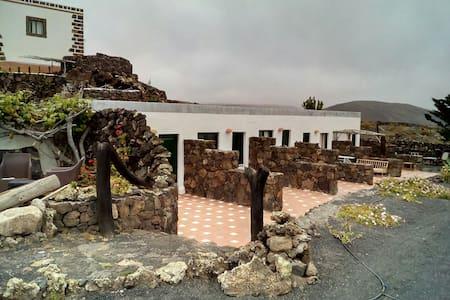 Apartamento Hobbit mar y Vulcano I - Haría, Canarias, ES - Apartamento