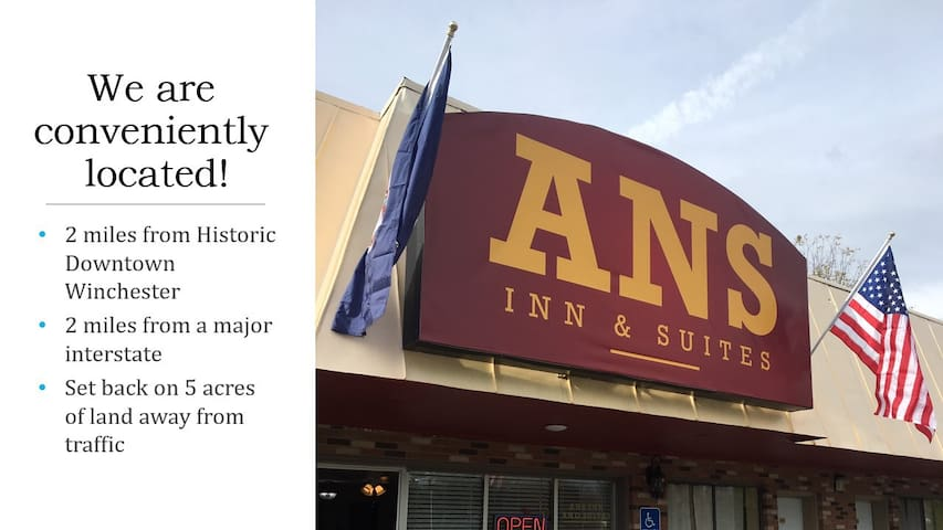 ANS Inn and Suites Efficiencies