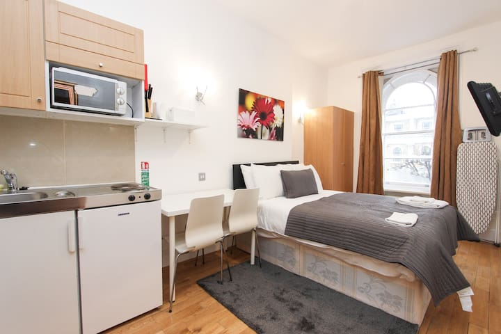 Great Double Studio Next to Hyde Park H203