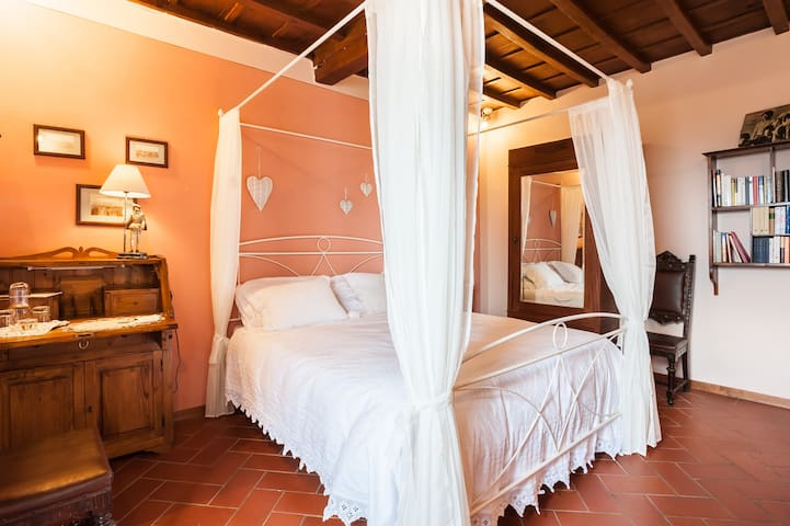 B&B in residenza d'epoca in Toscana - Laterina - Bed & Breakfast