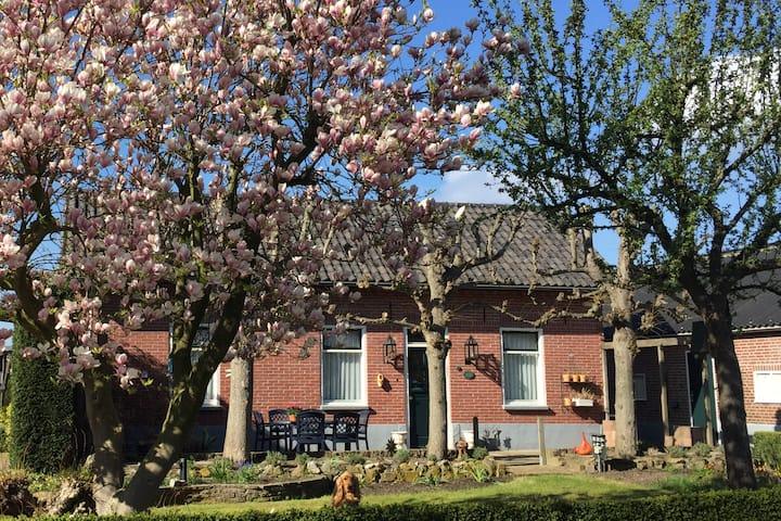 Goed Toeven in Katwijk/Cuijk (NB) nabij Nijmegen
