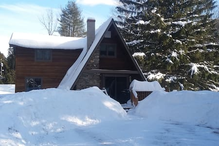 Cozy Vermont Chalet