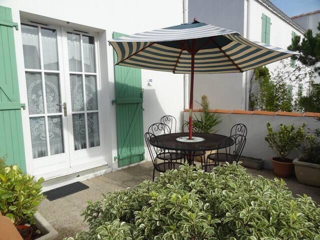 Océanis  Appartement avec terrasse