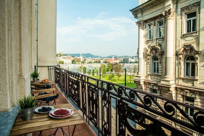 ART HOUSE BUDAPEST - Budapest - Lägenhet