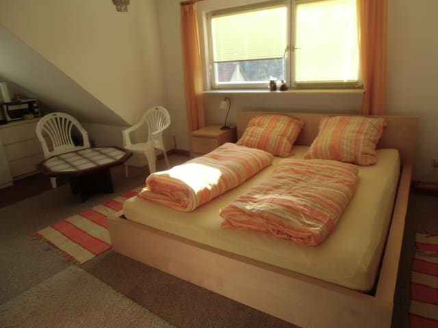 Quiet apartment (1) for 2 people - Berliini - Huoneisto