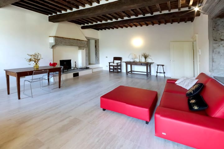 Amazing Tuscan Villa - Arezzo - Byt