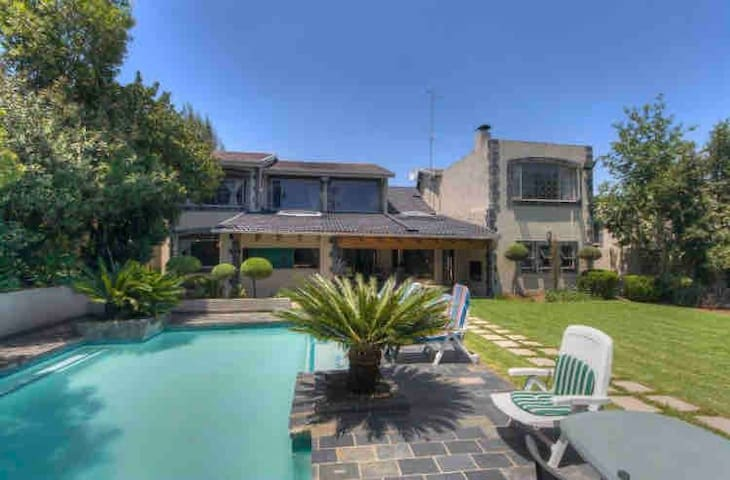 Amazing Spacious 4 Bedroom House in Sandton Area