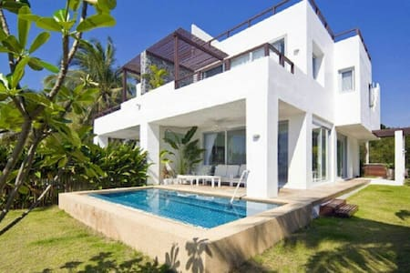 BEAUTIFUL BEACH FRONT POOL VILLA - Kui Buri
