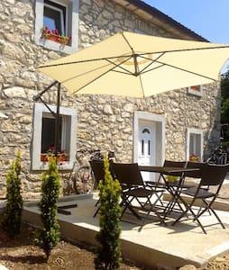 Apartment in Stone Villa, Istria - Brest pod Učkom - Huoneisto