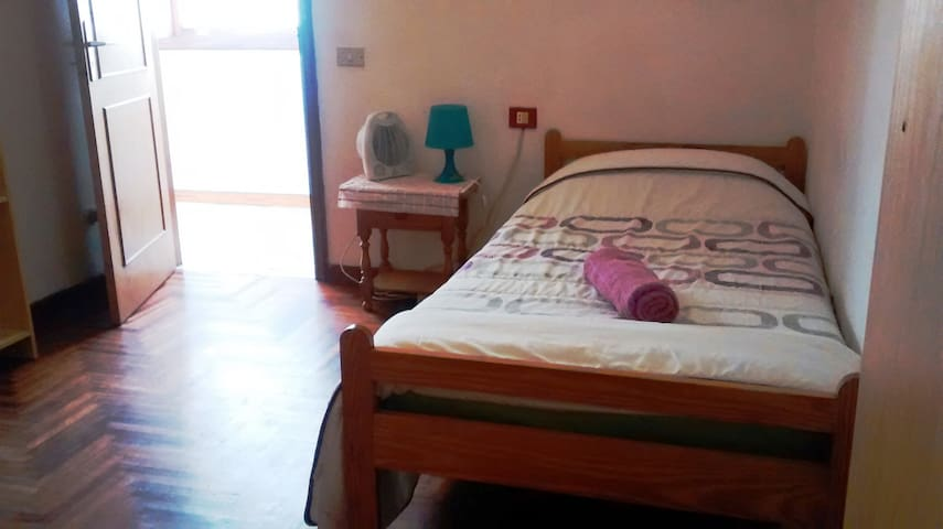 Spacious single room in La Laguna - San Cristóbal de La Laguna - Apartamento