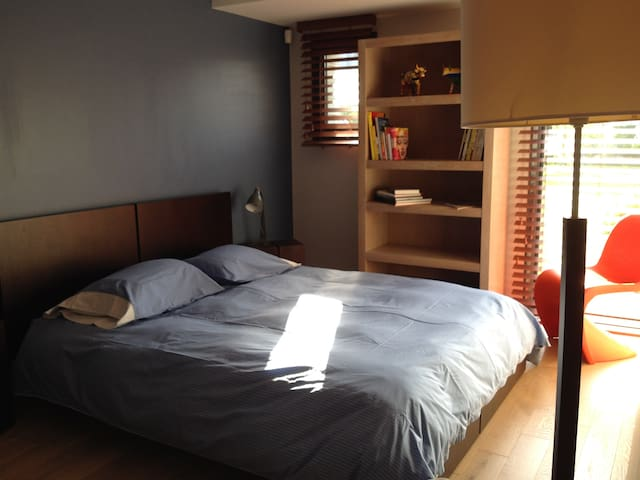 seaside design bedroom