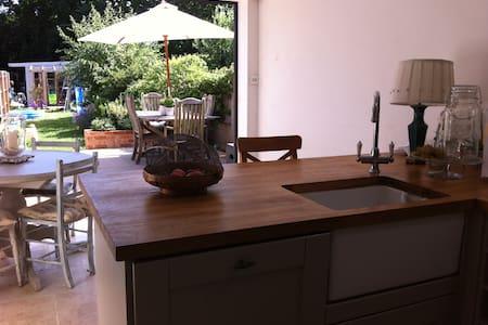 Charming rural terrace house - Binfield Heath - Ev