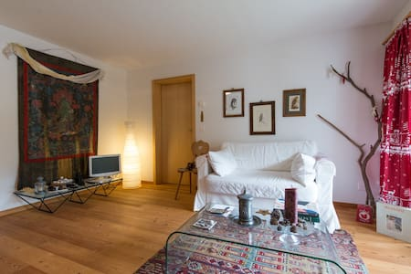 Charming apt near Engadin Golf - Zuoz - Appartamento