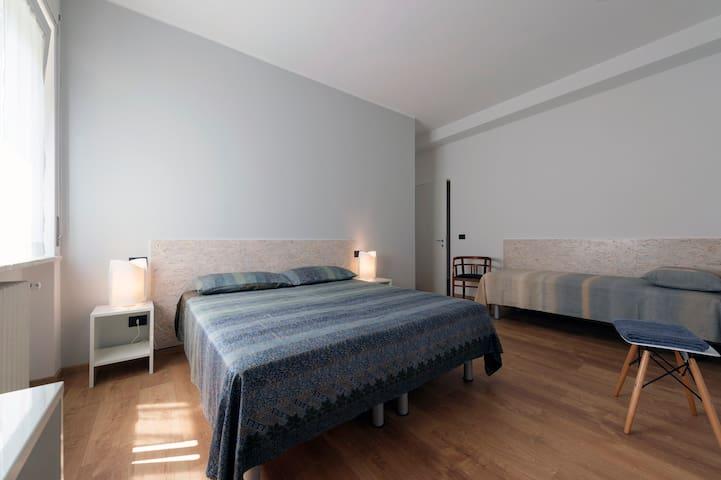 "B&B Villa Giuli - Room ""Tulicharme"" - Varese"