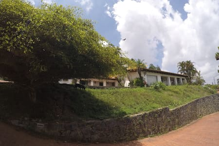Fresh mountain, good energy, art - Caracas - Casa