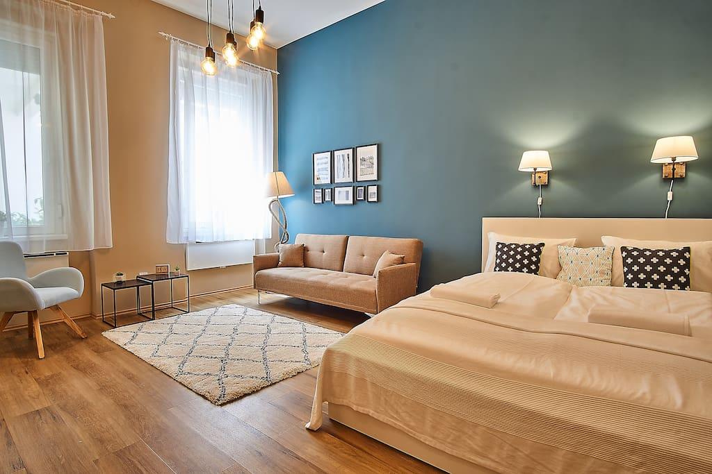 :: livingroom | bedroom