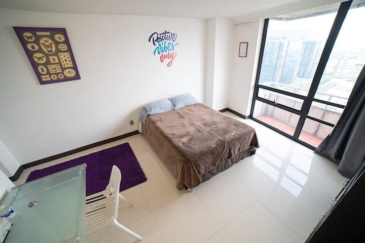 Room en Penthouse Campo Militar 1/Citibanamex A