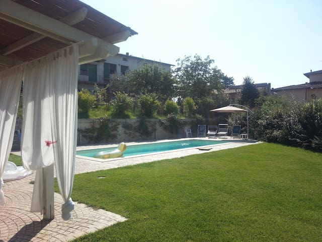 MID TUSCANY - ECOLOGICAL HOUSE!! - Tavarnelle Val di Pesa - Apartemen
