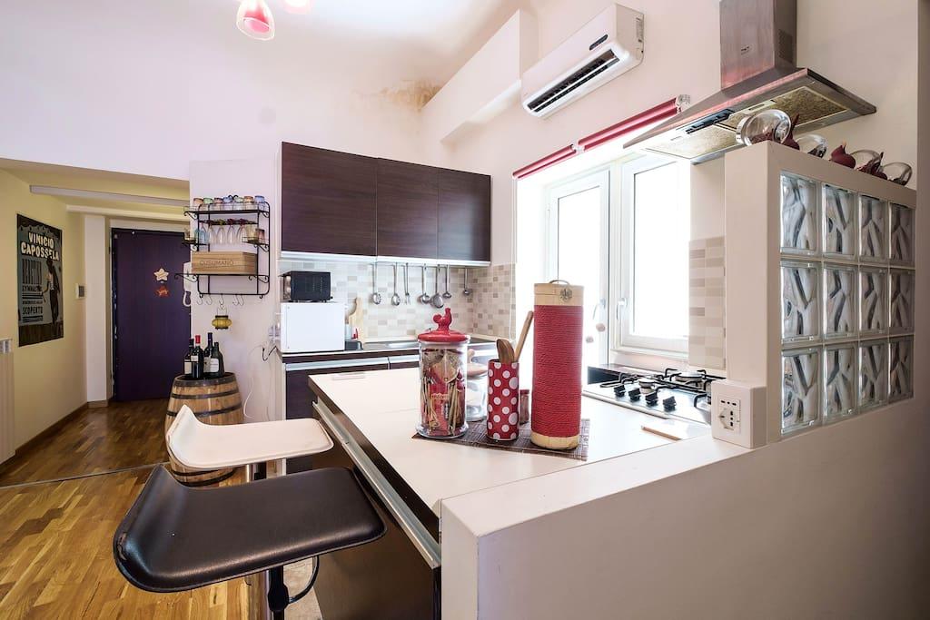 Stanza in centro con bagno privato appartamenti in - Stanza con bagno privato roma ...