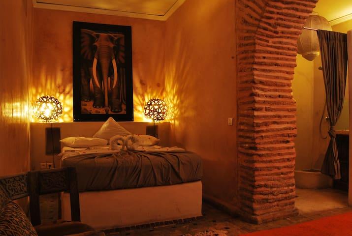 The Kuba Room