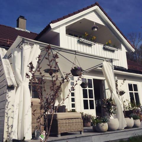 House by the sea - close to Bergen! - Bjorøyhamn - Talo