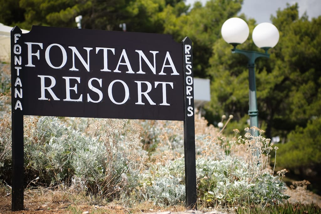 Fontana resort