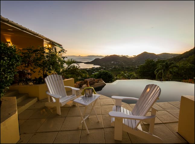 Alagana House | Private Villa - Falmouth Harbour - House