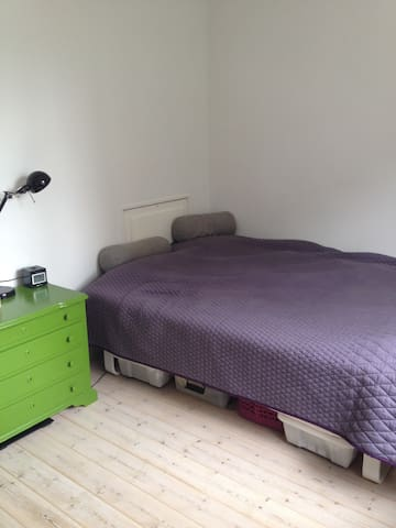 Nice two bedroom in Nørrebro - Copenhague - Departamento