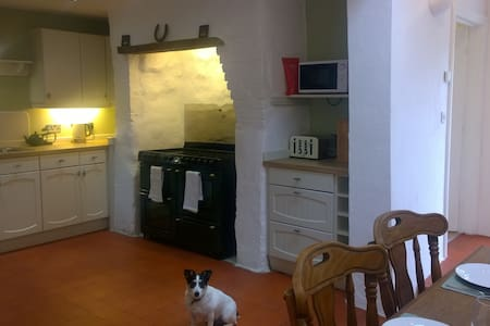 Hafan Bach - Dog friendly cottage in Kidwelly - Kidwelly