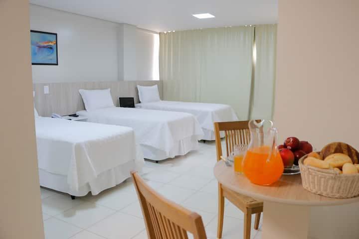 Apartamentos no  Residencial Ed Francisco Morato