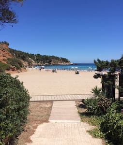 Beach home - Santa Eulària des Riu - Apartament